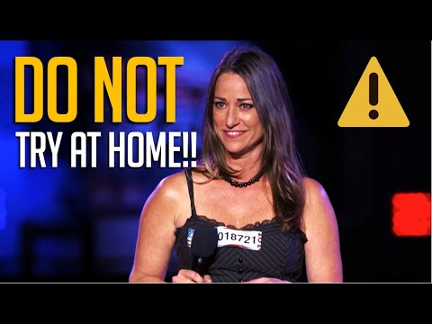 10 Most Dangerous Acts Who Nearly DIED on Got Talent!