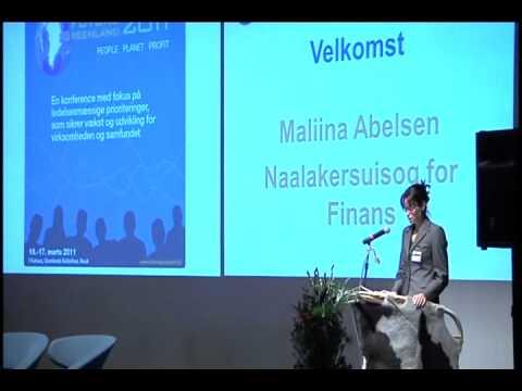 Future Greenland 2011 Indledning - Maliina Abelsen.flv