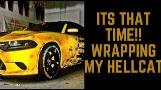 BEST WRAP ON A HELLCAT EVER!!!