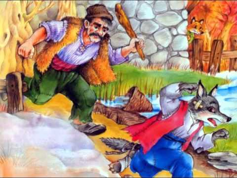 Лисичка сестричка и волк сказка, текст читать Русские