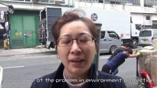 KWN最佳環保主題大獎─獻主會小學〈選擇〉