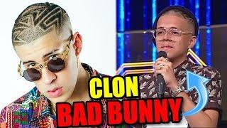 EL CLON DE BAD BUNNY!!