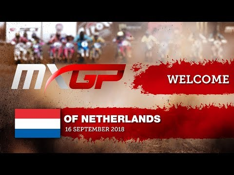 Welcome to MXGP