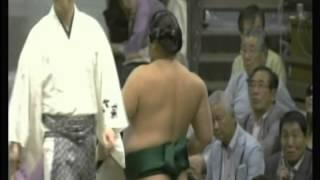 舛牙丸 × 佐田の海 2014/5/17 夏場所 7日目 幕内 ハイライト 本場所 若...