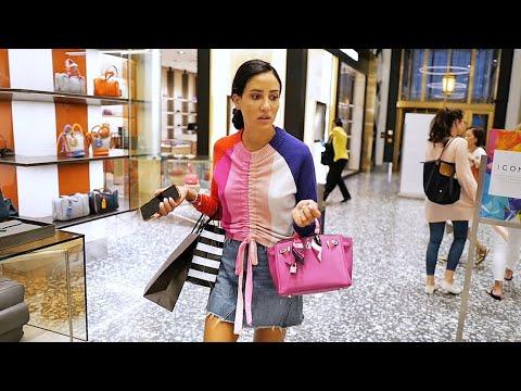 Shopping in New York, Two Days and Jet Lag?   Tamara Kalinic