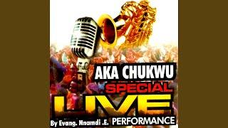Chineke God Woso Gadino (Live)