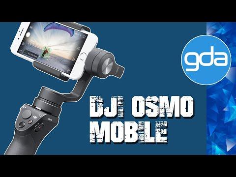 Gimbal DJI OSMO Mobile – Review (em Português do Brasil)