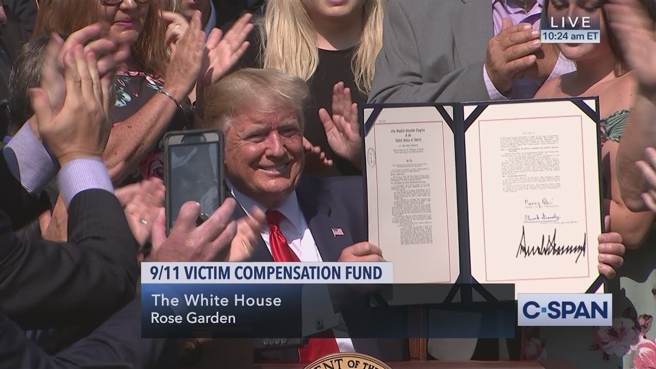 What is the September 11th Victims Compensation Fund?