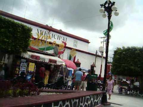 Zocalo Yautepec Morelos 2013