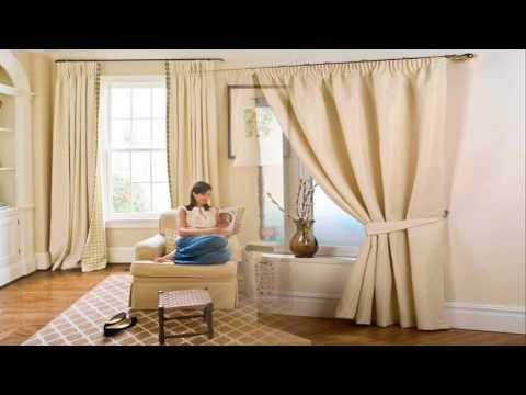 Pictures Of Curtains For Living Room