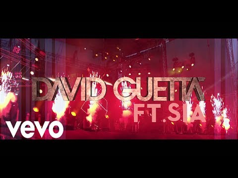 David Guetta & Sia - Flames ( Music)