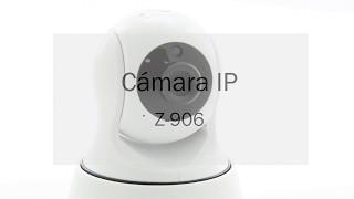 Cámara IP Z-906