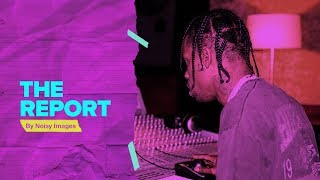 Travis Scott The Production Prodigy | The Report