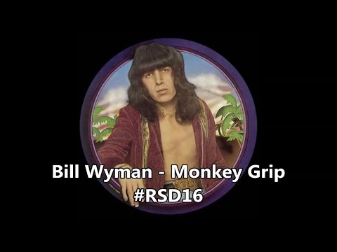 Bill Wyman - Monkey Grip Record Store Day 2016 Vinyl Picture Disc Video