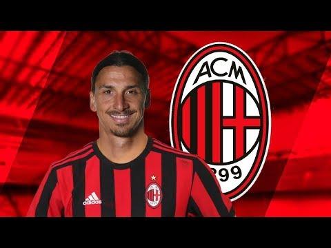 Zlatan Ibrahimović - Welcome back to AC Milan ? [HD]