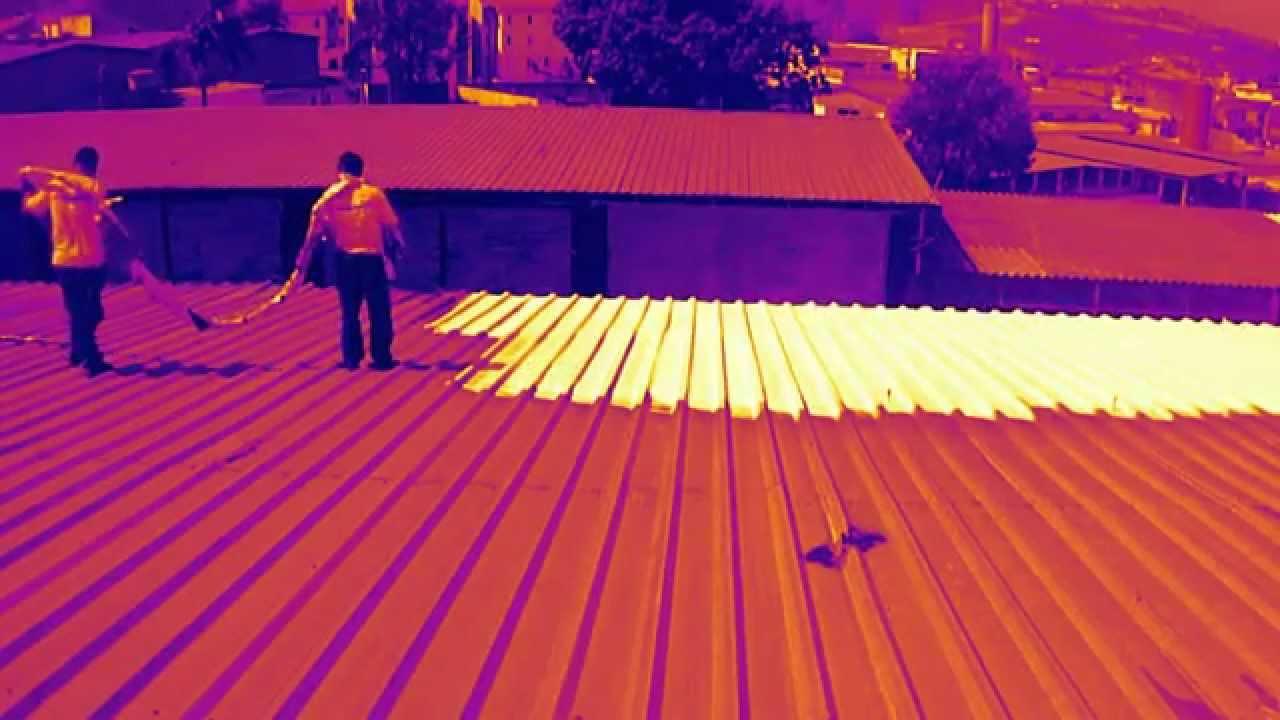 Isolamento termico telhado impresol 11 4063 8981 for Isolamento termico alta temperatura