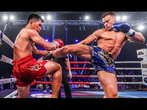 Andres Phukettopteam Vs Tawanchay Super Muay Thai Fight