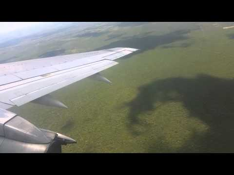 Air Zimbabwe 737-2N0/Adv - Takeoff at Bulawayo Airport