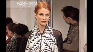 MISSONI Fall Winter 1992 1993 Milan - Fashion Channel