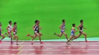 H29年度 学校総合 埼玉県大会 中学男子800m予選2組 thumbnail