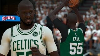 NBA 2K19 Tacko Fall My Career Ep. 9 - New Badge!