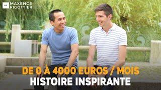 De 0 à 4000 EUROS par MOIS avec YOUTUBE SANS MONTRER sa TÊTE ! Vannak TOK - Prendre sa vie en main