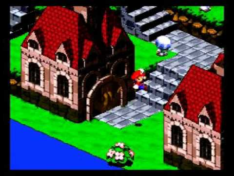 TAS Super Mario RPG Legend Of The Seven Stars SNES In 147:03 By Was0x