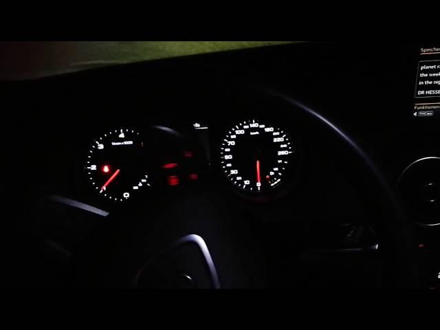 Knacken in der Lenkung Audi A3. 8V