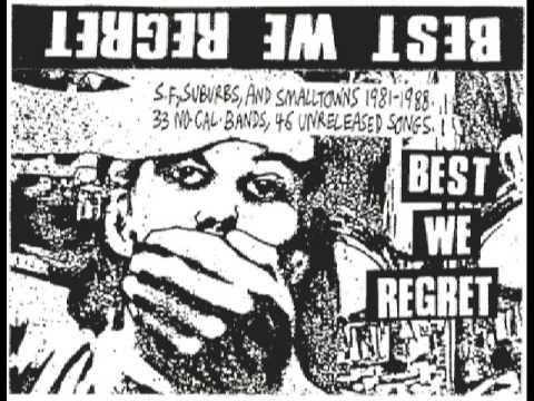 [1994] Best We Regret tape compilation (Side A)