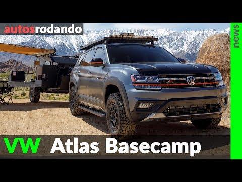 VOLKSWAGEN ATLAS 2019 Basecamp