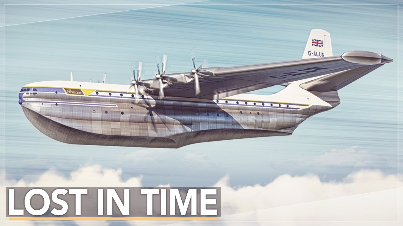 What happened to Giant Flying Boats?