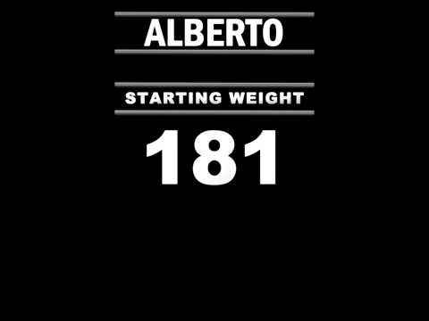 The Biggest Loser (Weigh In - Week 1)
