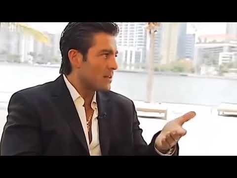 Fernando Colunga habla sobre su sexualidad en entrevista con Gustavo Adolfo Inte  el 05072008