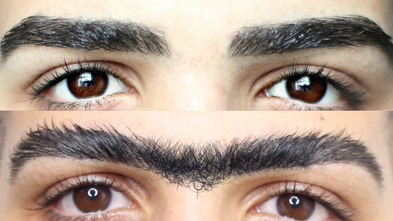 How To Get Fuller Brows - YouTube