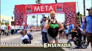Rosarito Ensenada Bike Ride en Espanol
