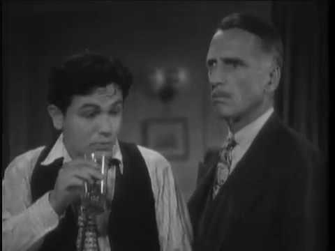 1939 They Made Me a Criminal JOHN GARFIELD & CLAUDE RAINS Busby Berkeley   #Noirvember