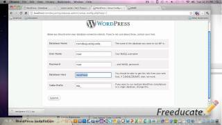 Installing WordPress Locally Using MAMP on Mac