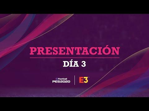eFootball PES 2020 E3 Livestream - Spanish