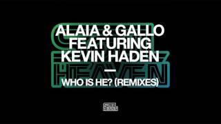 Alaia & Gallo Featuring Kevin Haden 'who Is He?' Dario D'attis Remix