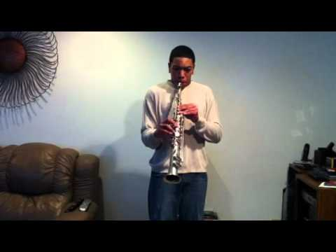 Anytime sax cover