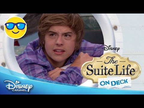 The Suite Life on Deck | Changing Faces | Official Disney Channel UK