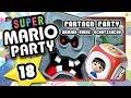 Super Mario Party Partner Party #761 Domino Ruins Treasure ...