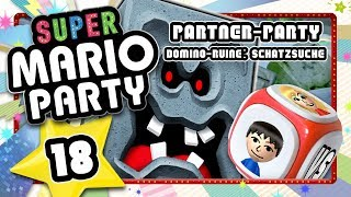 SUPER MARIO PARTY 🎲 #18: Partner-Party! Domino-Ruine: Schatzsuche!