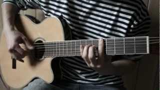 Катюша Guitar cover