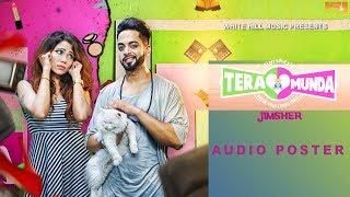 Tera Munda  (Lyrical Audio) Jimsher | Punjabi Lyrical Audio 2017 | White Hill Music