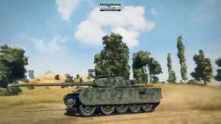 wot gameplay 2 t 44 100 pierwsza bitwa