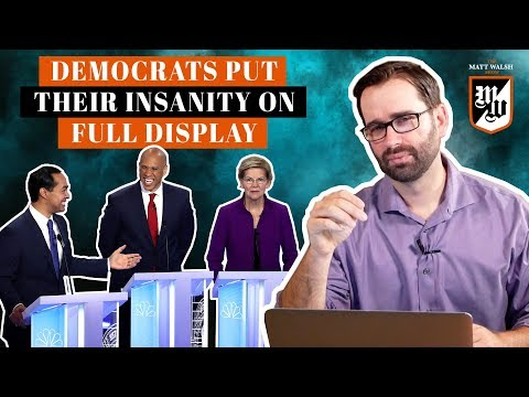 Democrats Put Their Insanity On Full Display | The Matt Walsh Show Ep. 285
