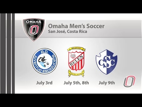 Omaha Men's Soccer Preview: Costa Rica Trip