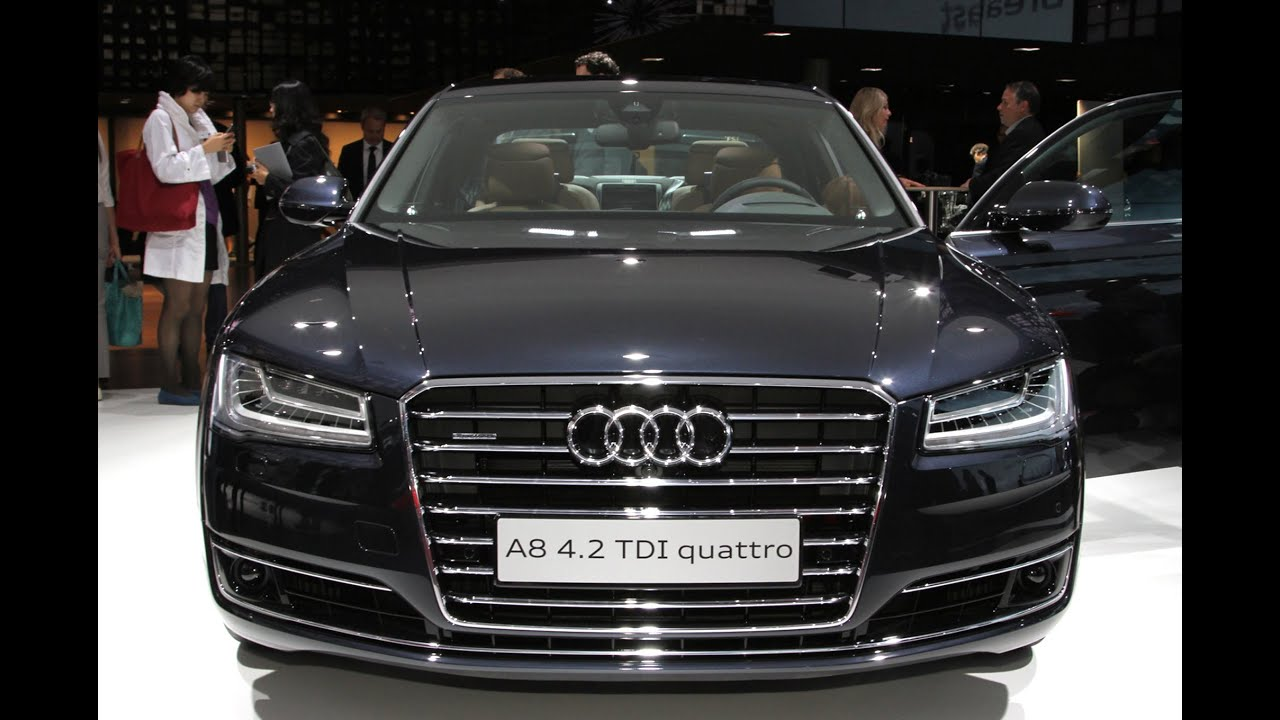 2015 audi a8 l 4 0t quattro tiptronic full review interior and