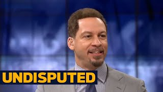 Chris Broussard: The Cleveland Cavaliers need a dose of adversity | UNDISPUTED